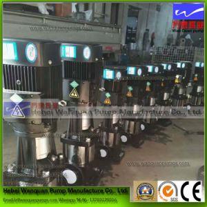 Cdl/Cdlf, Qdlf Qdl/luz de la serie bomba de agua centrífuga multietapa