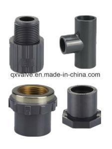 Made in China accesorios de PVC para la presión de agua Sch estándar40