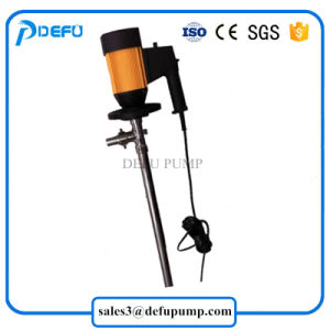 High Temperature Oil Drum Pump with Explosion Proof Motor