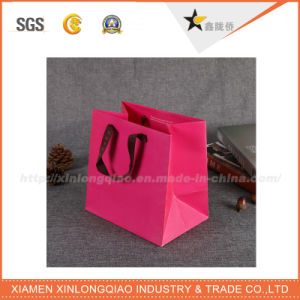 Sacco di carta di alta qualità su ordinazione professionale diretta della fabbrica con la maniglia