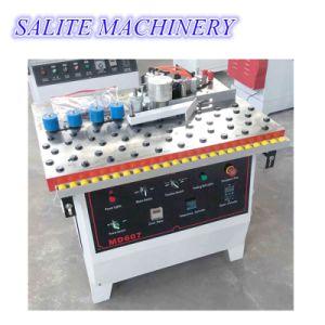 高品質の木工業機械装置MD607のハイエンド手動端のバンディング機械