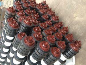 Transportador de rolos de retorno do disco de borracha do rolo de limpeza do rolo de retorno