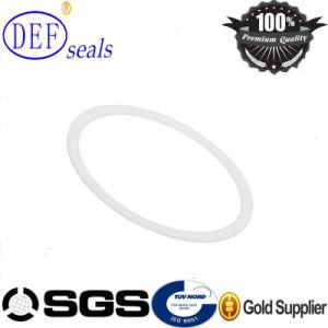 De PTFE virgen un anillo de seguridad para los sellos dinámicos