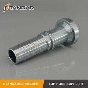 Montaggio idraulico metrico maschio del acciaio al carbonio della guarnizione per il tubo flessibile idraulico