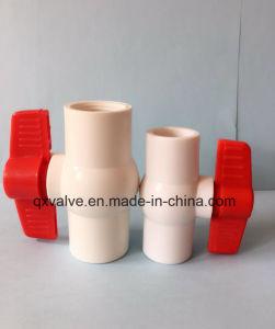 中国の工場専門の品質PVCコンパクトな球弁