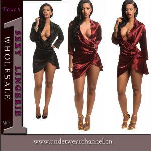 L'usure de nuit nuisette sexy Lady Club lingerie d'usure (TPLW201605)