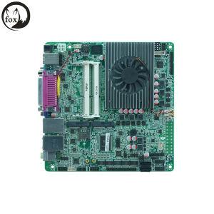 3855u CPU를 가진 소형 Itx 어미판, 2*Soddr3l, 2CH/24bit Lvds, 2*Rtl8111f