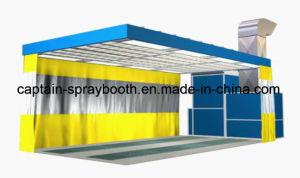 Cabine de Spray de carro/cabina de pintura/Área de Pintura Antes da cozedura/Sala de Preparação