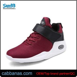Atlético de alta calidad zapatos deportivos para hombres