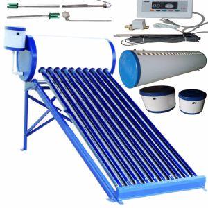 非ソーラーコレクタの熱湯の暖房装置の太陽水漕圧力真空管の太陽給湯装置