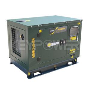 7kVA Groupe électrogène diesel insonorisé électrique avec Deepsea 7220