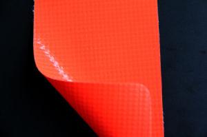 250GSM-800GSM het op zwaar werk berekende Geteerde zeildoek van pvc van Tarp van de Stof van pvc