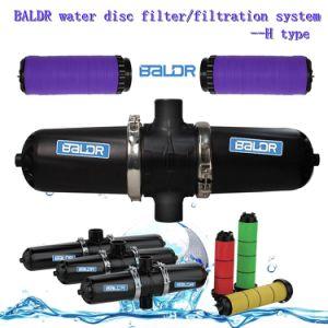 Jardin d'irrigation au goutte à goutte des filtres à eau Bdf100h Matériel de filtration de disque