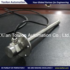 Sensore livellato di capacità Analog per il video livellato di olio combustibile