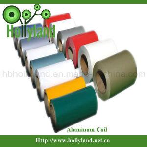 Y en relieve de la bobina de aluminio recubierto de hojas (ALC1115)