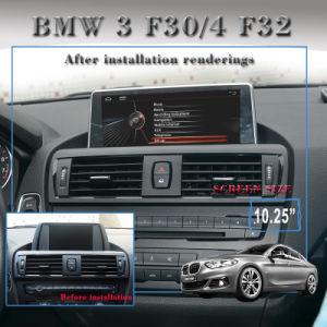 Carplay BMW anabbagliante 1/2 10.25  flash 2+16g del Internet dei giocatori di DVD dell'automobile del Android 7.1 3G