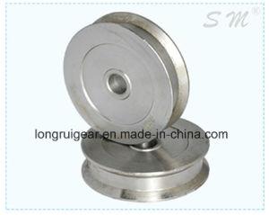 習慣OEMのステンレス鋼の螺旋形ギヤ