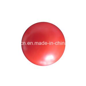 ABS de precisão sólido OEM/de PTFE Teflon/MC PA Nylon Roda Esfera Plástica