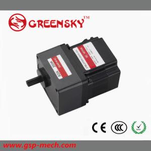 Alta eficiencia de GS de 90mm 200W 24V 3500rpm del motor de CC de engranajes
