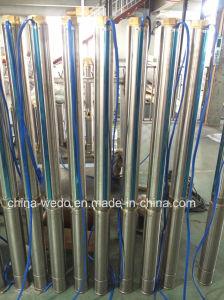 4SD pompa sommergibile elettrica, pompa buona profonda, pompa buona profonda dell'acciaio inossidabile
