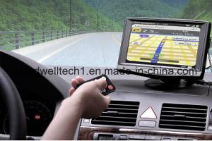 접촉 IPS 위원회 7 인치 차 영상