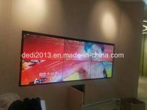Hete het Verbinden LCD van de Vertoning van de Informatie van de Verkoop Digitale Naadloze Slanke 49inch VideoMuur