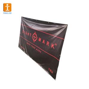 旗を広告する卸売PVC旗昇進の旗(TJ-42)