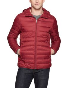 Xiaolv88 hommes Water-Resistant Packable léger du phoque à capuchon Down Jacket