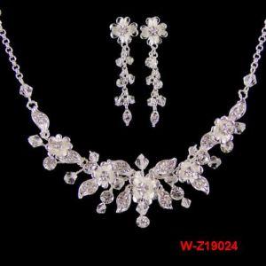 De Armband van de Rek van het Bergkristal van bruids Vrouwen