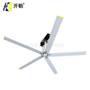 Eurus Series 24ft Large Industrial Pflanze-Use 1.5kw Electric Ceiling Ventilation Fans