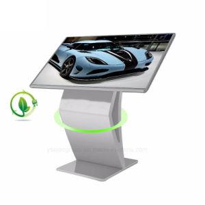 Kiosk van het Scherm van de Aanraking van de Reclame van het Winkelcomplex van de Tablet van Yashi de Androïde