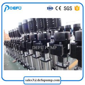 Usine Approvisionnement en eau à plusieurs degrés verticaux d'alimentation de pompe centrifuge