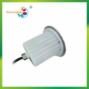 9W PLANCHERS de lumière à LED IP67/LED Lampe souterraine étanche