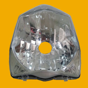 オートバイの予備品のための2014 Titan150オートバイヘッドランプ