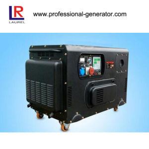 12,5 ква электрический генератор дизельного двигателя (LR12000S)