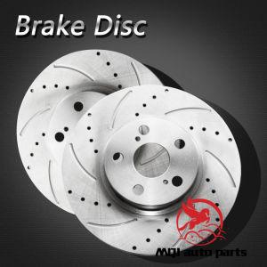 OE качество передний тормозной диск 4351263010 для Toyota