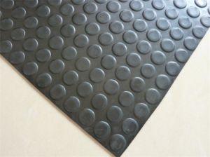 Chiffon feuille de caoutchouc/Anti-Skidding d'insertion de feuille de caoutchouc/feuille de caoutchouc industriels