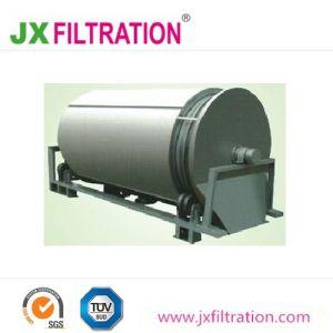Filtros de vácuo do tambor rotativo para tratamento de água