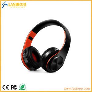 Design dobrável únicos fones de ouvido Bluetooth sem fio