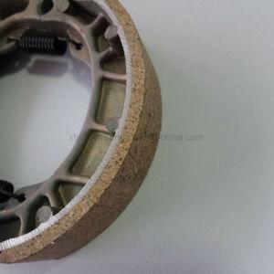 Ww-5116 25*110mm motocicleta Zapata de freno piezas de repuesto para el CG125