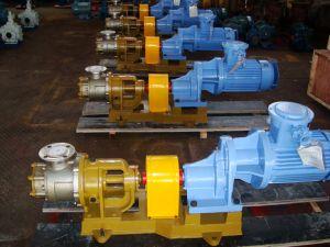 Pompa a ingranaggi magnetica dell'accoppiamento Nyp80