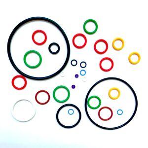 De aangepaste In het groot O-ring van de Verbinding van de Olie van het Product van het Silicone NBR/HNBR/Fvmq/Viton/EPDM/Cr/Sil Rubber Mechanische