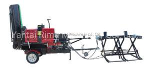 Motor de gasolina de 14CV Kohler divisor de registro de la leña con procesador Ce