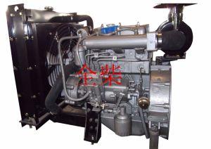 QC380d 음료수 냉각기 발전기 세트 디젤 엔진