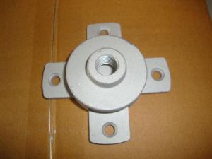 Aluminiumterminal-Unterseite für Luft Rod
