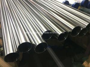 Tubo fino modificado para requisitos particulares venta al por mayor/tubo del acero inoxidable SUS304 de la pared 38m m