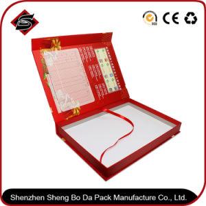 シンセンの工場によるカスタムロゴのギフトまたは記憶または表示Foldableボックスペーパー包装ボックス