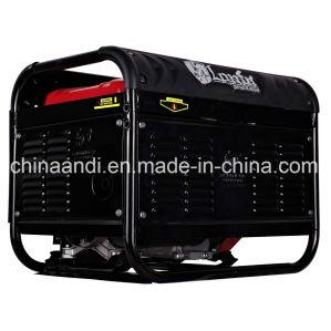 5kw 380V de Stille Benzine van de Generator dreef Draagbare Generator aan