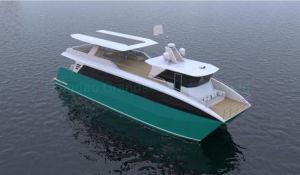 24m/80FT o alumínio Touring/Passeios/barcos de luxo para venda