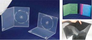 Caja del DVD DVD DVD cubrir 7mm de largo solo Borrar